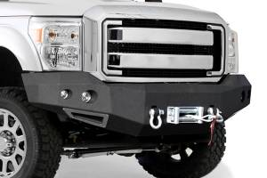 Truck Bumpers - Smittybilt - Smittybilt 612831 M1 Front Bumper Ford F250/F350 2011-2016