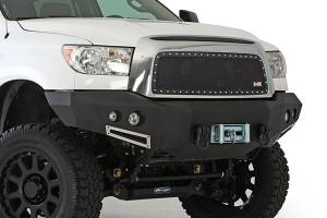 Truck Bumpers - Smittybilt M1 - Smittybilt - Smittybilt 612841 M1 Front Bumper Toyota Tundra 2014-2017