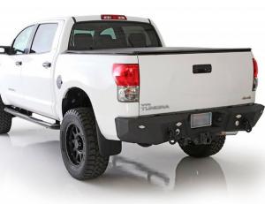 Truck Bumpers - Smittybilt - Smittybilt 614840 M1 Rear Bumper Toyota Tundra 2007-2013
