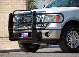 Exterior Accessories - Grille Guards - Tough Country Grille Guards