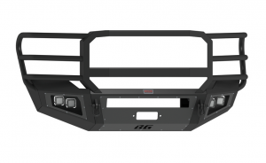 Truck Bumpers - Bodyguard - Bodyguard A2FED102X Extreme A2 Winch Front Bumper Dodge 2500/3500 without Sensors 2010-2016