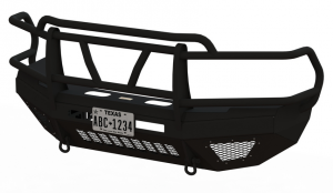 T2 Series Front Bumper - Dodge - Bodyguard - Bodyguard T2FED162X Extreme T2 Series Front Bumper Dodge 2500/3500 with Sensors 2016-2016