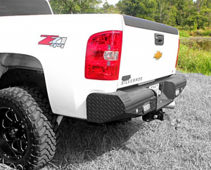 Bodyguard - Traditional Rear Bumper - Chevrolet / GMC