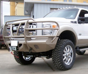 Bodyguard - Traditional Front Bumper - Ford