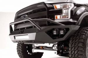 Truck Bumpers - Fab Fours Vengeance - Ford