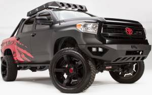 Truck Bumpers - Fab Fours Vengeance - Toyota