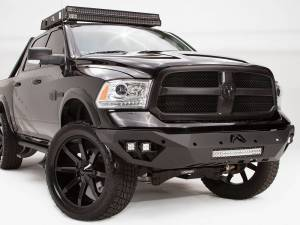 Truck Bumpers - Fab Fours Vengeance - Dodge