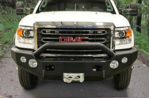Truck Bumpers - Trail Ready - GMC Sierra 2500HD/3500 2015-2018