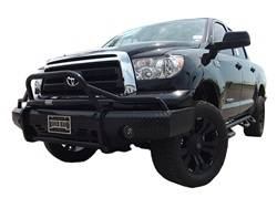 Toyota Tundra Bumper - Toyota Tundra 2014-2017 - Ranch Hand - Ranch Hand BST14HBL1 Summit Bullnose Front Bumper Toyota Tundra 2014-2017