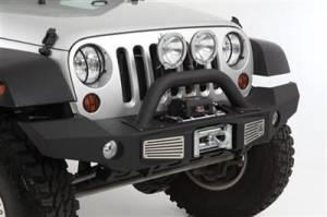 Jeep Bumpers - Smittybilt - Smittybilt - Smittybilt 76892 XRC Atlas Front Bumper Jeep Wrangler JK 2007-2018