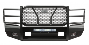 Ford F150 Bumpers - Steelcraft - Steelcraft 60-11360 Front Elevation HD Bumper Ford F150 2009-2014