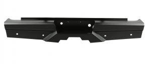 Steelcraft - Steelcraft Elevation Bumpers - Steelcraft - Steelcraft 65-20420æElevation Rear BumperæChevy Silverado 1500 2014-2018