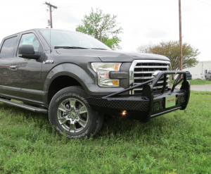 Ford F150 Bumpers - Frontier Gear - Frontier 600-51-5005 Xtreme Front Bumper Ford F150 2015-2017