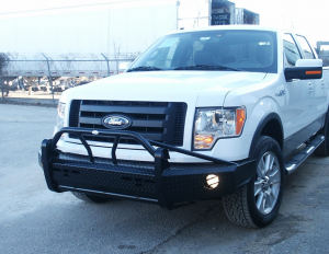 Ford F150 Bumpers - Ford F150 2009-2014 - Frontier Gear - Frontier 600-50-9005 Xtreme Front Bumper Ford F150 2009-2014