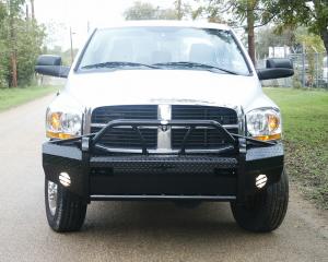 Dodge Ram 2500/3500 - Dodge RAM 2500/3500 2006-2009 - Frontier Gear - Frontier 600-40-6005 Xtreme Front Bumper Dodge RAM 2500/3500 2006-2009