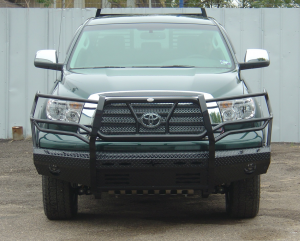 Frontier Gear Front Bumper Replacements - Toyota - Frontier Gear - Frontier 300-60-7003 Front Bumper Toyota Tundra 2007-2013