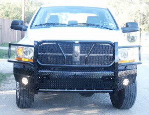 Frontier Gear Front Bumper Replacements - Dodge - Frontier Gear - Frontier 300-40-6005 Front Bumper Dodge RAM 1500 2006-2008