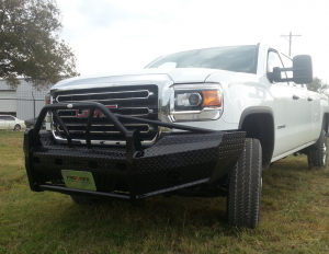 Xtreme Front Bumper Replacement - GMC - Frontier Gear - Frontier 600-31-5005 Xtreme Front Bumper GMC Sierra 2500HD/3500 2015-2018