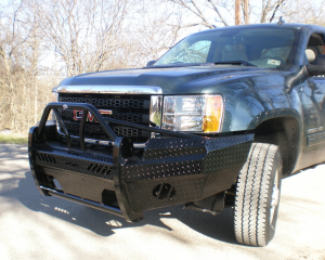 Xtreme Front Bumper Replacement - GMC - Frontier Gear - Frontier 600-30-7005 Xtreme Front Bumper GMC Sierra 2500HD/3500 2007-2010