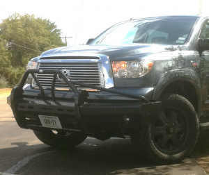Xtreme Front Bumper Replacement - Toyota - Frontier Gear - Frontier 600-60-7003 Xtreme Front Bumper Toyota Tundra 2007-2013
