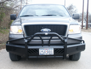 Ford F150 Bumpers - Ford F150 2004-2008 - Frontier Gear - Frontier 600-10-6005 Xtreme Front Bumper Ford F150 2006-2008
