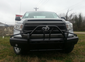 Xtreme Front Bumper Replacement - Toyota - Frontier Gear - Frontier 600-61-4003 Xtreme Front Bumper Toyota Tundra 2014-2018