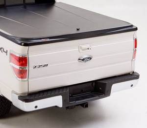"Undercover Truck Bed Covers - Classic Design Tonneau Cover - Undercover - Undercover UC1156 Classic Tonneau Cover Chevy/GMC Colorado/Canyon 5'3"" Bed 2015-2016"