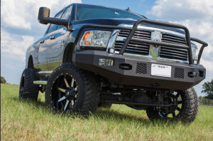 Tough Country - Evolution Series Front Bumper - Dodge