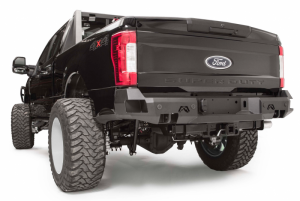 Truck Bumpers - Fab Fours Premium - Rear Bumpers