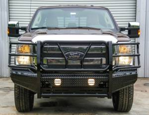 Bumpers by Style - Grille Guard Bumper - Frontier
