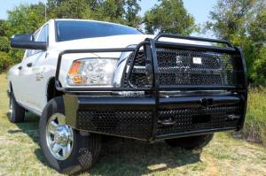 Bumpers by Style - Grille Guard Bumper - American Built