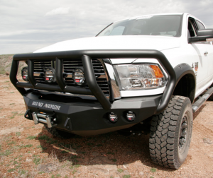 Bumpers by Style - Grille Guard Bumper - Road Armor
