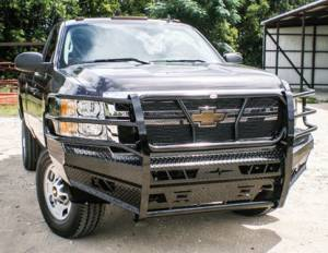 Bumpers by Style - Ranch Style Bumpers - Frontier