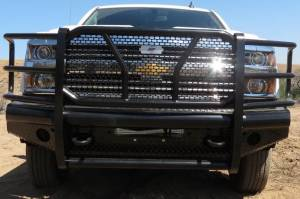 Truck Bumpers - Steelcraft - Steelcraft HD10440R Front Bumper Chevy Silverado 2500HD/3500 2015-2018
