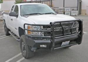 Truck Bumpers - Steelcraft HD - Steelcraft - Steelcraft HD10410 Front HD Bumper Chevy Silverado 2500HD/3500 2011-2014