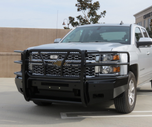 Truck Bumpers - Steelcraft - Steelcraft 60-10420 Elevation Front Bumper Chevy Silverado 1500 2014-2015