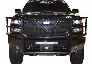 Truck Bumpers - Steelcraft - Steelcraft 60-10410ÊElevation Front Bumper Chevy Silverado 2500HD/3500 2011-2014