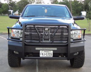 Truck Bumpers - Steelcraft - Steelcraft 60-12260 Elevation Front Bumper with Sensor Holes Dodge RAM 2500/3500 2010-2018