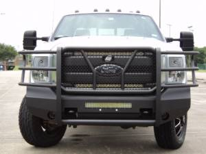 Truck Bumpers - Steelcraft - Steelcraft 60-11370 Elevation Front Bumper Ford F250/F350 2011-2016