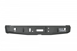 Truck Bumpers - Road Armor Stealth - Road Armor - Road Armor 61600B Ford Rear Winch Bumper F-150 2015-2016