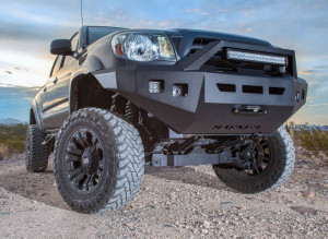 Bumpers - ICI Magnum Front Bumper - Toyota Tacoma
