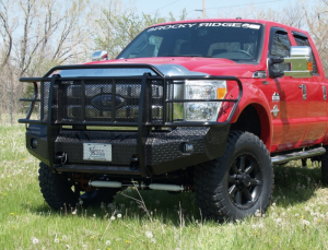 Thunderstruck - Elite Series Bumpers - Ford