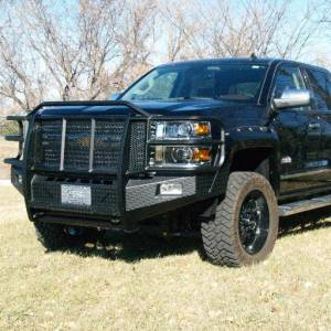 Thunderstruck - Elite Series Bumpers - GMC