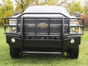 Truck Bumpers - Thunderstruck - Thunderstruck - Thunderstruck CHD15-200 Elite Front Bumper Chevy 2500HD/3500 2015-2018