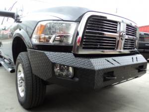 Truck Bumpers - Thunderstruck - Premium Series Bumpers
