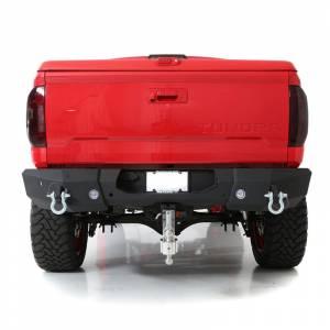 Truck Bumpers - Smittybilt - Smittybilt 614841 M1 Rear Bumper Toyota Tundra 2014-2017