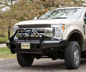 Superduty Bumpers - Ford Superduty 2017-2018 - Frontier Gear - Frontier 600-11-7005 Xtreme Front Bumper Ford F250/F350 2017-2018