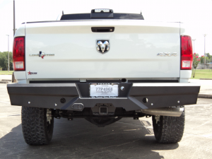 Steelcraft - Steelcraft Elevation Bumpers - Steelcraft - Steelcraft 65-22260 Elevation Rear Bumper Dodge RAM 2500/3500 2010-2017