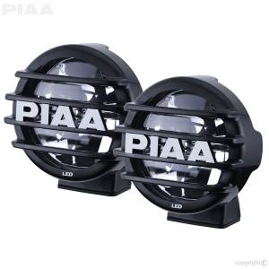"PIAA - PIAA 05672 LP560 6"" LED Lights - Driving"