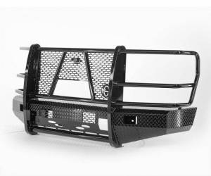 Superduty Bumpers - Ford Superduty 2017-2018 - Ranch Hand - Ranch Hand FSF171BL1C Summit Front Bumper with Grille Guard and Camera Cutout Ford F250/F350 2017-2018